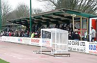 General view of Hornchurch Stadium, Bridge Avenue, Upminster, home of AFC Hornchurch - 27/03/04 - MANDATORY CREDIT: Gavin Ellis/TGSPHOTO - Self billing applies where appropriate - Tel: 0845 094 6026