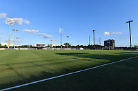 Miami, FL - Tuesday, October 15, 2019:  FIU Soccer Stadium during a friendly match between the USMNT U-23 and El Salvador at FIU Soccer Stadium.