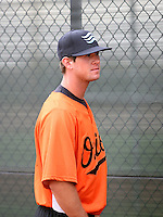 Brian Matusz / Surprise Rafters 2008 Arizona Fall League ..Photo by:  Bill Mitchell/Four Seam Images