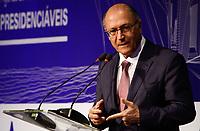 20.08.2018 - Geraldo Alckmin - Fórum Abdib com presidenciáveis em SP