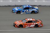 #19: Daniel Suarez, Joe Gibbs Racing, Toyota Camry ARRIS #17: Ricky Stenhouse Jr., Roush Fenway Racing, Ford Fusion Fastenal