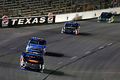 NASCAR Camping World Truck Series<br /> JAG Metals 350<br /> Texas Motor Speedway<br /> Fort Worth, TX USA<br /> Friday 3 November 2017<br /> Christopher Bell, JBL Toyota Tundra<br /> World Copyright: Matthew T. Thacker<br /> LAT Images