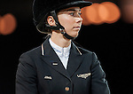 Jane Richard Philips from Switzerland  during the Longines Hong Kong Masters on 2 March 2013 at the Asia World-Expo in Hong Kong, China. Photo by Victor Fraile / The Power of Sport Images