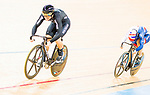 Denis Dmitriev of Russia competes in the Men's Sprint Finals - 2nd Race during the 2017 UCI Track Cycling World Championships on 15 April 2017, in Hong Kong Velodrome, Hong Kong, China. Photo by Marcio Rodrigo Machado / Power Sport Images