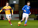 St Johnstone v Motherwell…21.11.20   McDiarmid Park      SPFL<br />Jamie McCart and<br />Picture by Graeme Hart.<br />Copyright Perthshire Picture Agency<br />Tel: 01738 623350  Mobile: 07990 594431