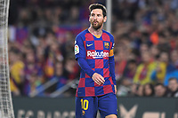 Messi<br /> Barcelona 02-02-2020 Camp Nou <br /> Football 2019/2020 La Liga <br /> Barcelona Vs Levante <br /> Photo Paco Larco / Panoramic / Insidefoto <br /> ITALY ONLY