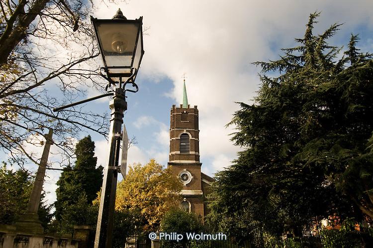 The Parish Church of St John-at-Hampstead