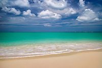 Waves on Pine Cay. Turks and Caicos.