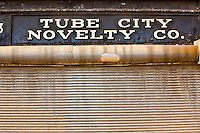 Urban textures - tube City