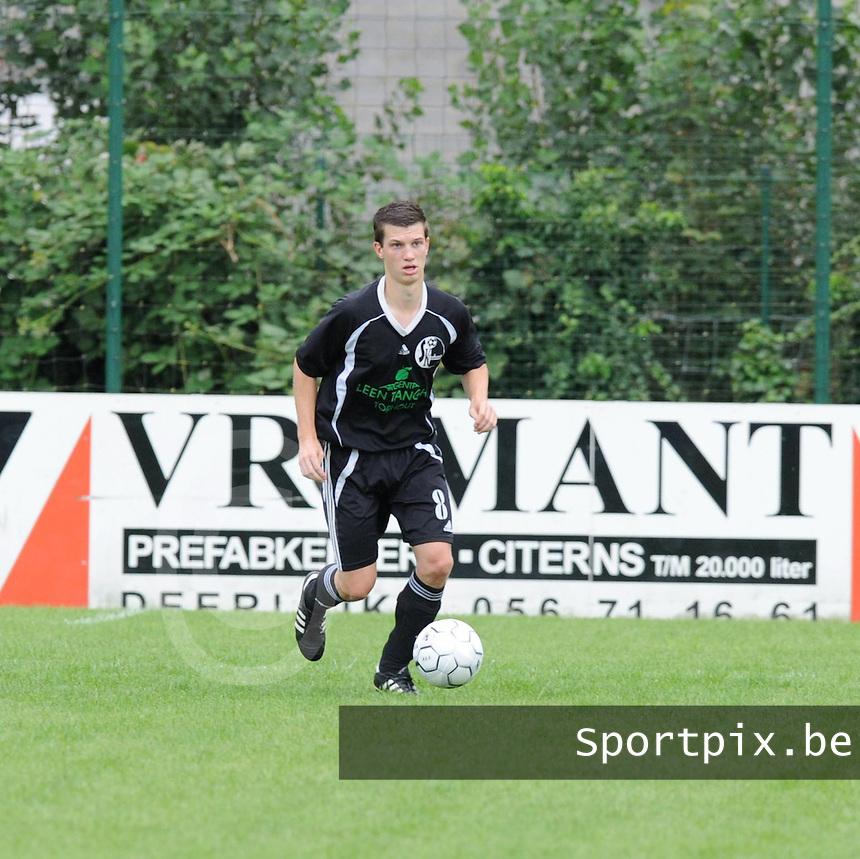 SK Torhout : Ruben Maelfait.foto VDB / BART VANDENBROUCKE