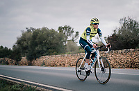Ellen van Dijk (NED/Trek-Segafredo)<br /> <br /> Team Trek-Segafredo women's team<br /> training camp<br /> Mallorca, january 2019<br /> <br /> ©kramon