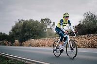 Ellen van Dijk (NED/Trek-Segafredo)<br /> <br /> Team Trek-Segafredo women's team<br /> training camp<br /> Mallorca, january 2019<br /> <br /> ©kramon