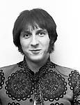 The Who 1967 John Entwistle at Saville Theatre