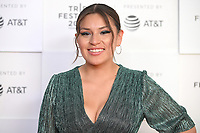 """New York CITY - JUNE 15: Paulina Alexis attends the Tribeca Festival screening of FX's """"Reservation Dogs"""" on June 15, 2021 in New York City. (Photo by Anthony Behar/FX/PictureGroup)"""