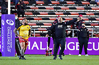 26th September 2020; Toulon, France; European Challenge Cup Rugby, semi-final; RC Toulon versus Leicester Tigers;  Patrice Collazo (Manager General of RC Toulon)