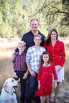 Stewart Family | Bass Lake Sept 2013