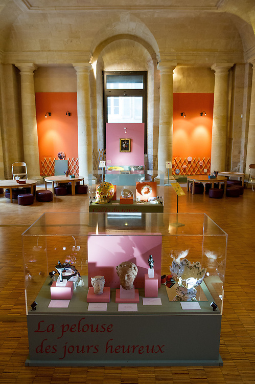 Exposition ''Un peu, beaucoup, passionnément'' - Préau des Accoules 2012/2013 - Marseille