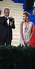 Mario Testino and Stella Maxwell attends the Costume Institute Gala at the Metropolitan Museum of Art honoring Rei Kawakubo/ Comme des Garcons: Art of the In-Between on May 1, 2017 in New York, New York, USA. <br /> <br /> photo by Robin Platzer/Twin Images<br />  <br /> phone number 212-935-0770