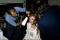 Martine Chevrier<br />  vers 1986<br /> <br /> PHOTO D'ARCHIVE : Agence Quebec Presse