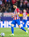 Yannick Ferreira Carrasco of Atletico de Madrid in action during their 2016-17 UEFA Champions League Round of 16 second leg match between Atletico de Madrid and Bayer 04 Leverkusen at the Estadio Vicente Calderon on 15 March 2017 in Madrid, Spain. Photo by Diego Gonzalez Souto / Power Sport Images