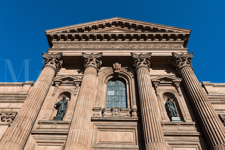 Cathedral Basilica of SS. Peter and Paul, Philadelphia, Pennsylvania, USA