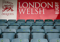 London Welsh Seek Voluntary Liquidation - 07.12.16