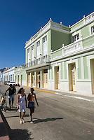 Cuba, Grand Hotel in Trinidad, Provinz Sancti Spiritus, Unesco-Weltkulturerbe