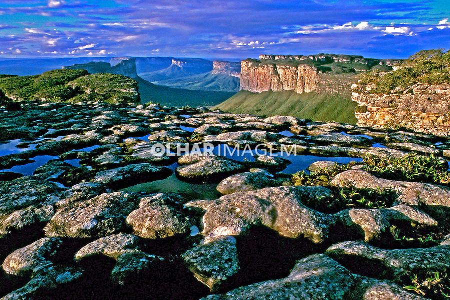 Morro do Camelo no Parque Nacional da Chapada Diamantina. Bahia. Foto de Renata Mello