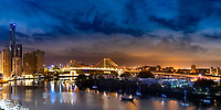 Melbourne and Brisbane, in Australia, Oceania.