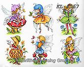 Interlitho-Theresa, CUTE ANIMALS, LUSTIGE TIERE, ANIMALITOS DIVERTIDOS, paintings+++++,elfen,KL4567,#ac#, EVERYDAY ,fairy,stickers mermaid,mermaids,fantasy
