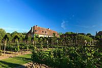 Les jardins du prieuré d'Orsan :<br /> <br /> Mention obligatoire du nom du jardin et pas d'usage publicitaire sans autorisation préalable.