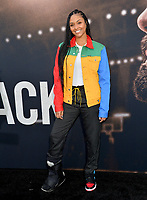 """LOS ANGELES, CA: 01, 2020: Brittney Elena at the world premiere of """"The Way Back"""" at the Regal LA Live.<br /> Picture: Paul Smith/Featureflash"""