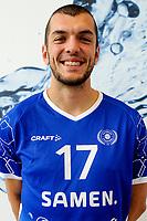 LEEK - Volleybal, Presentatie Lycurgus , seizoen 2021-2022, 01-09-2021 , Lycurgus speler Niels de Vries