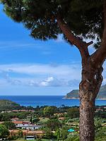 Golfo delle Lacona , Elba, Region Toskana, Provinz Livorno, Italien, Europa<br /> Region Tuscany, Province Livorno, Italy, Europe
