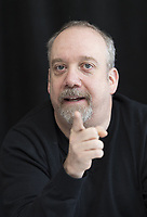 Paul Giamatti at Billions press conference in New York City on 17 Mar 2019. Credit: Magnus Sundholm/Action Press/MediaPunch ***FOR USA ONLY***