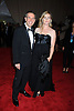 Jeff Koons and wife arriving at The Costume Institute Gala Benefit celebrating American Woman: Fashioning a National Identity at The Metropolitan Museum of Art on May 3, 2010 in New York City.