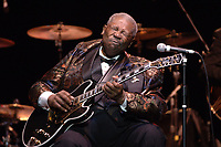 043006_MSFL_LM<br /> <br /> BOCA RATON, FL - APRIL 22, 2006:  B.B King, the reigning king of the blues and recording artist for more than four decades now with countless entries in the R&B charts performs at the Mizner Park Amphitheater. On April 22, 2006, in Boca Raton,  Florida. (Photo by Storms Media Group)<br />  <br /> People;  B.B King  <br /> <br /> Must call if interested <br /> Michael Storms<br /> Storms Media Group Inc.<br /> 305-632-3400 - Cell<br /> MikeStorm@aol.com