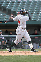 April 5, 2007:  Josh Bell of the Great Lakes Loons at Coveleski Stadium in South Bend, IN.  Photo by:  Chris Proctor/Four Seam Images