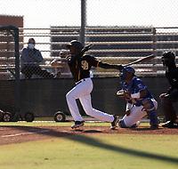 Yeison Santana - 2020 AIL Padres (Bill Mitchell)