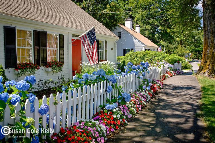 Cumaquid village, Cape Cod, MA, USA