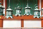 Kasuga Lanterns, Kasuga Shrine, Nara, Japan