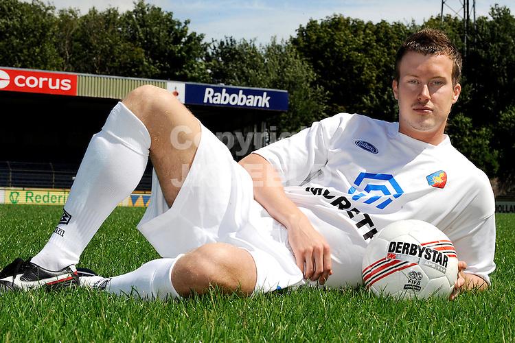 voetbal telstar jupiler league seizoen 2008-2009 16-07-2008 marien willemsen