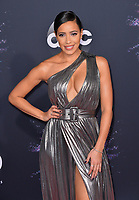 LOS ANGELES, USA. November 25, 2019: Julissa Bermudez at the 2019 American Music Awards at the Microsoft Theatre LA Live.<br /> Picture: Paul Smith/Featureflash