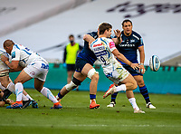 21st August 2020; AJ Bell Stadium, Salford, Lancashire, England; English Premiership Rugby, Sale Sharks versus Exeter Chiefs;  Jack Maunder of Exeter Chiefs
