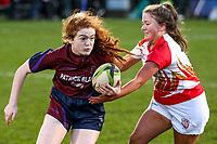 120119 - Halftime Mini-Rugby