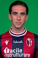 Luis Binks of Bologna FC