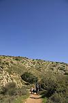 Wadi Dolev in Jerusalem mountains