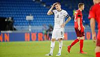 6th August 2020, Basel, Switzerland. UEFA National League football, Switzerland versus Germany;  Toni Kroger of Germany Toni Kroos of Germany