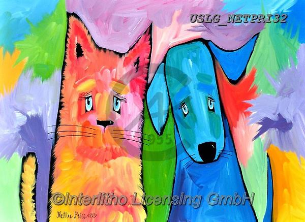 Nettie,REALISTIC ANIMALS, REALISTISCHE TIERE, ANIMALES REALISTICOS, paintings+++++Eva&Steven,USLGNETPRI32,#A#, EVERYDAY pop art