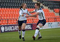 Tottenham Hotspur Women vs Brighton & Hove Albion Women 06-12-20